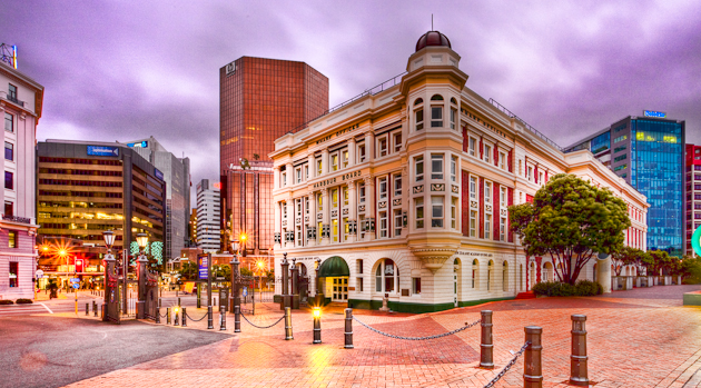 HDR, Wellington, New Zealand