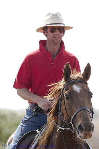 activity;ride;animals;livestock;horse;rider;border;dash;Wakool;Mallee;vertical;people;gender;male;men;man;