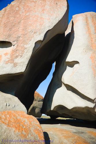 abstract;australia;australian;big;boulders;chase;cluster;coast;conservation;decay;erosion;flinders;formation;formations;geological;geology;granite;huge;island;isolated;kangaroo;island;land;luna;national;park;red;remarkable;reserve;rock;rocks;scenery;sculpted;sculpture;sculptured;shapes;south;strange;surreal;tourism;unreal;vertical;weather;