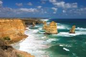 great;ocean;road;australia;environment;scenery;water;sea;land;coastal;coastline;