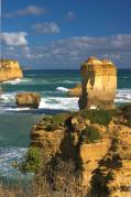great;ocean;road;australia;environment;scenery;water;sea;land;coastal;coastline;