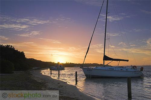 sports;&;recreation;sports;water;sports;boating;sailing;yacht;gippsland;lakes;sail;Dufour;Dufour;36;Riviera;Nautic;holiday;environment;scenery;water;lake;sky;sunset;moored;