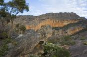 Grampians;Stapylton;Mt;Stapylton;environment;scenery;land;mountain;ranges;rocks;