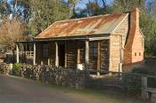 pioneer;settlement;swan;hill;victoria;old;old;fashioned;architecture;building;;l