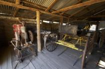 pioneer;settlement;swan;hill;victoria;old;old;fashioned;building;EQUIPMENT_OBJEC