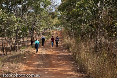 Arcturus;Mashonaland East;africa;fence;harare;horizontal;man;people;road;woman;zimbabwe